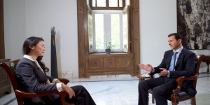 In an interview with China's Phoenix television, Assad said that ISIL (so-called Islamic State in Iraq and Levant) does not have incubator in Syria.